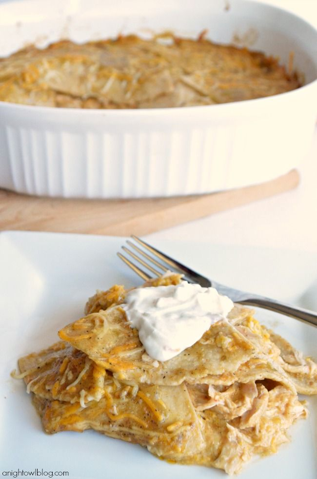 126 best kraft recipe makers images on pinterest kraft dinner easy chicken enchilada casserole forumfinder Gallery
