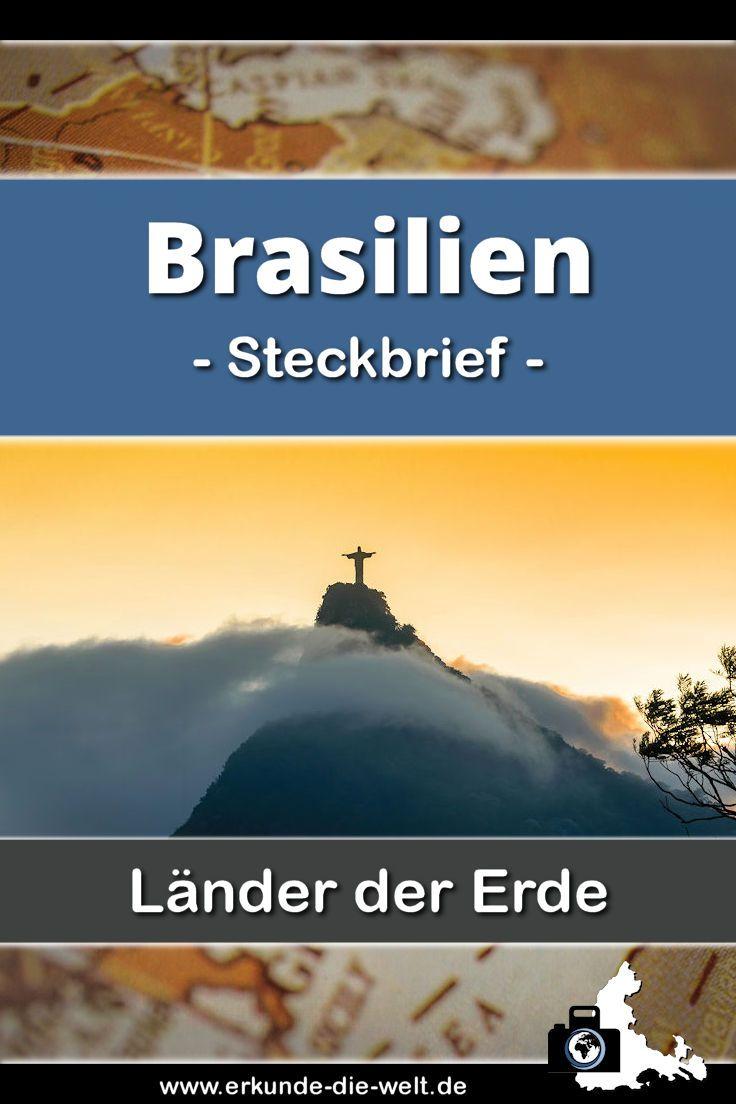 Alles Wissenswerte und Spannendes über Brasilien in einem übersichtlichen und kompakten Steckbrief - Tipps für Ausflüge, Hinweise zu landestypischen Gerichten, Sehenswürdigkeiten und Informationen zum besten Reisewetter inklusive!