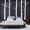 Birch Tree wall decal stickers