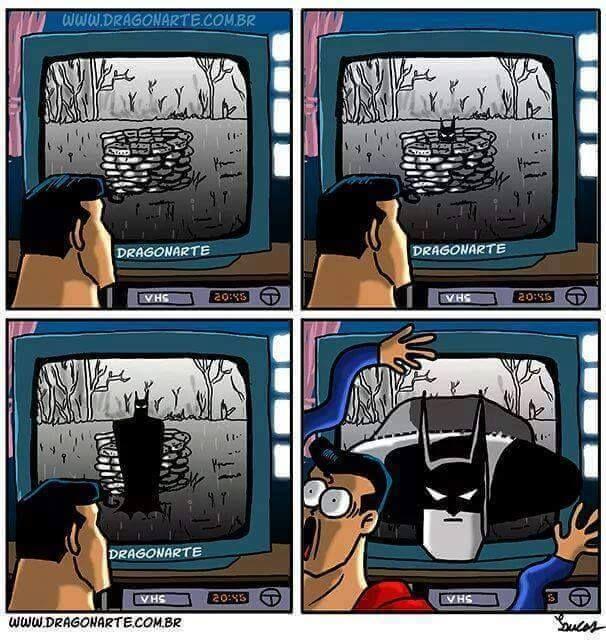 The one Batman v Superman meme that won't get you blocked around here.