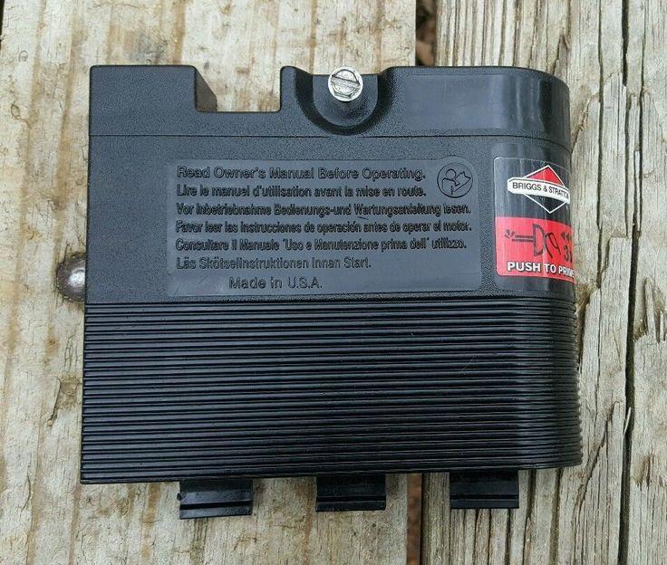Briggs Stratton Mower Tiller Pressure Washer Air Filter