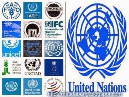 Daftar Organisasi Terlengkap di bawah Naungan PBB | Paja Tapuih