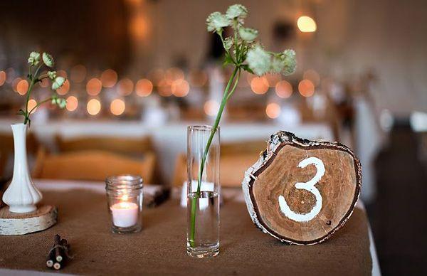 Pretty Chic Blog – Modern Scandinavian Weddings , Archive » Bryllup: Et organisk bryllup – Borddekorationer og kagebuffet
