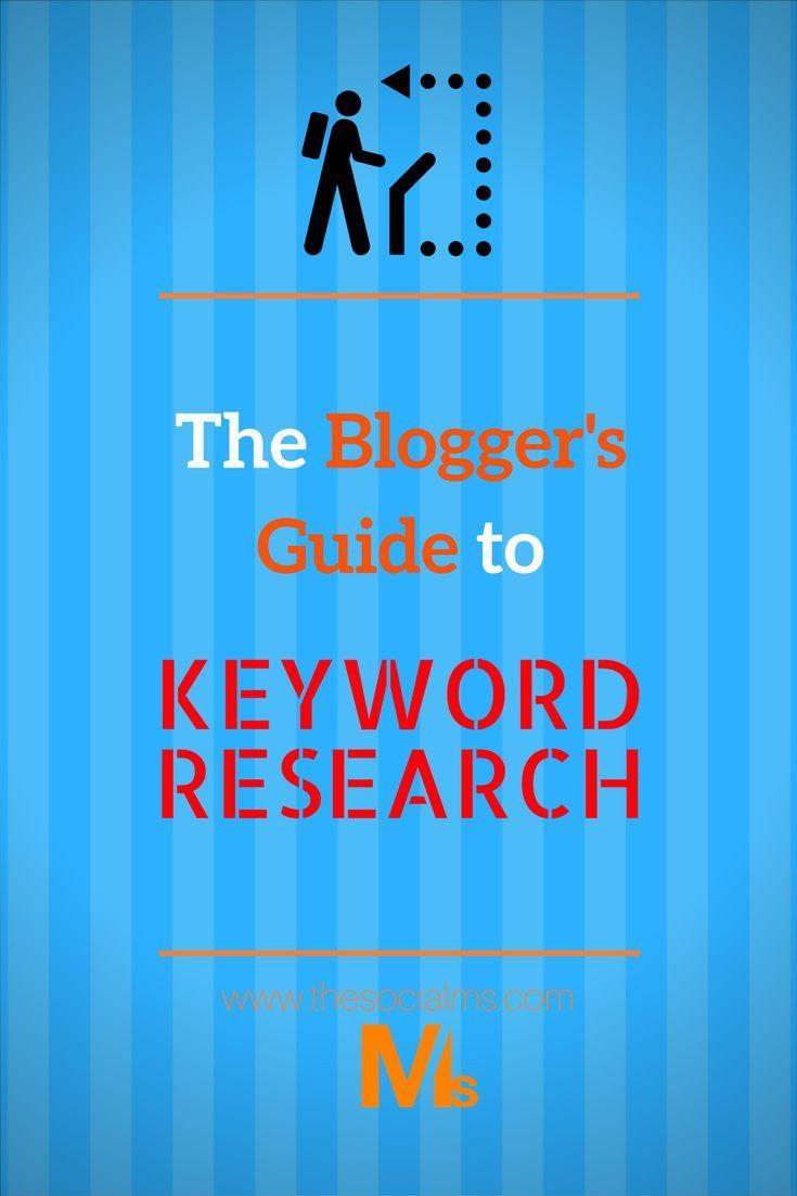 Der Blogger-Leitfaden zur Keyword-Recherche
