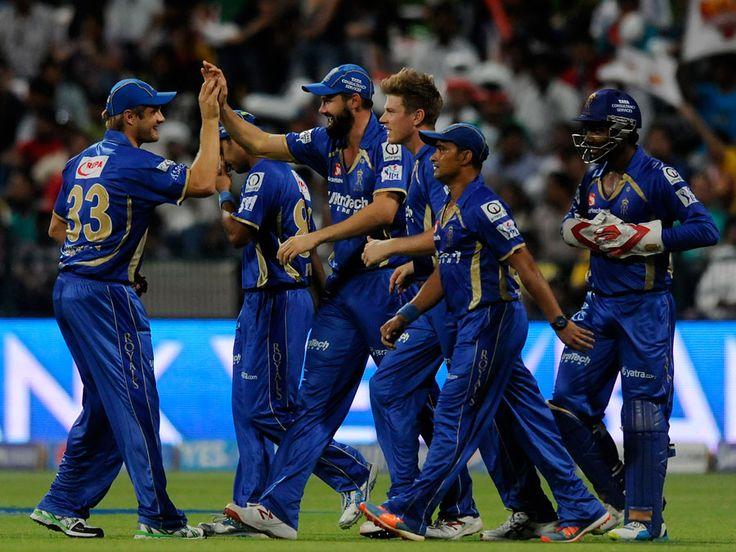 Shane Watson managed his bowlers - Kulkarni, Richardson, Bhatia, Tambe - quite well