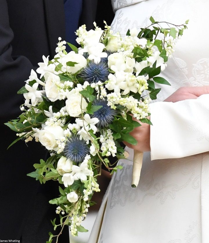 The Wedding Bouquet Created By Floral Designer Rob Van Helden S
