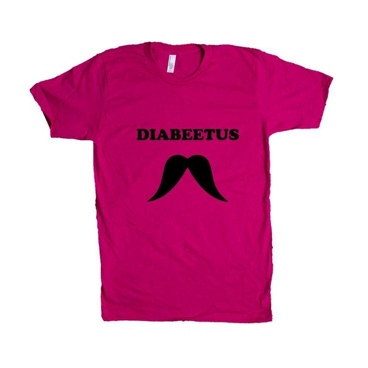 Diabeetus Diabetes Internet Text Posts Stories Online Computers Meme Memes Video Viral SGAL8 Unisex T Shirt
