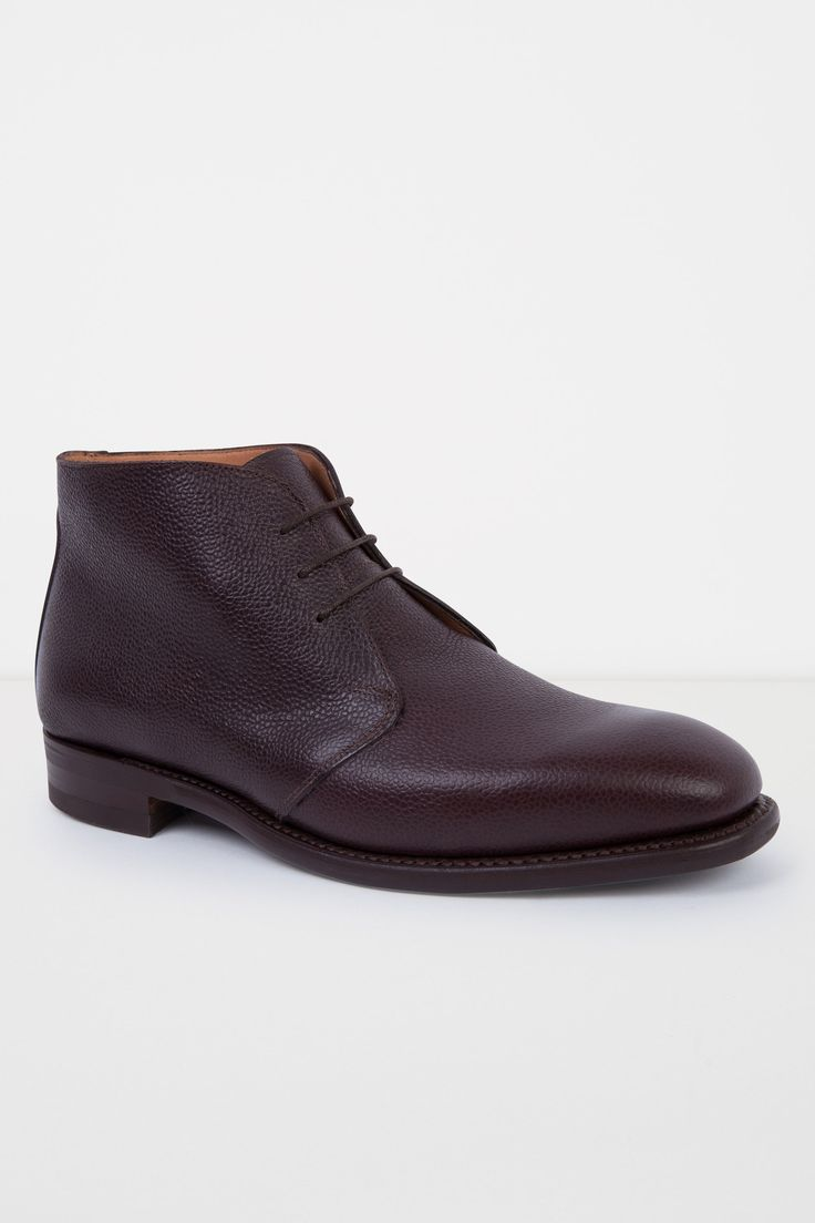 Army Grain Chukka Boot - Shoes - Accessories | Hackett