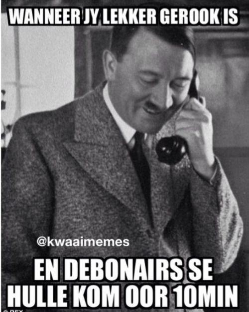 Nou is ek mos FOKKIN opgewonde! #DroogiesGaanNouKak #Deboners...