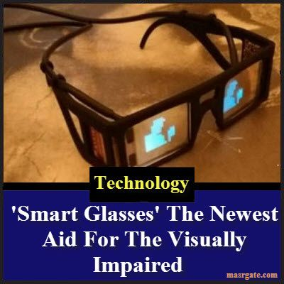 A Pair Of Bionic Glasses May Soon Be Able To Help People