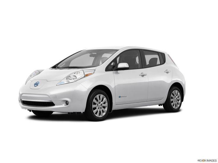 Used Nissan Leaf at CarMax