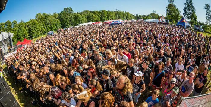 Letní hudební festivaly navštěvuje třetina lidí. Vybírají si podle hudebního programu
