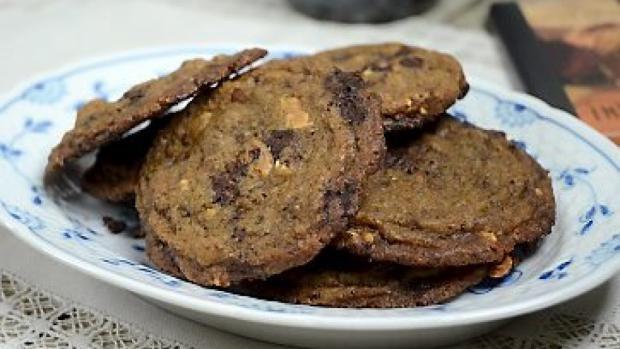 Opskrift på småkager med peanuts af Lone Landmand