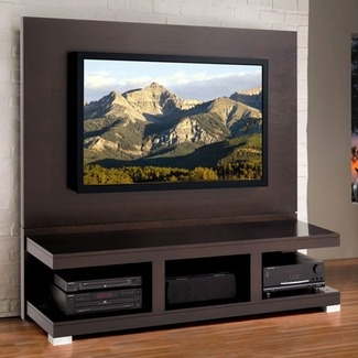 Media console  This  looks  great  and  strong for  heavey  recievers audio.  equipment