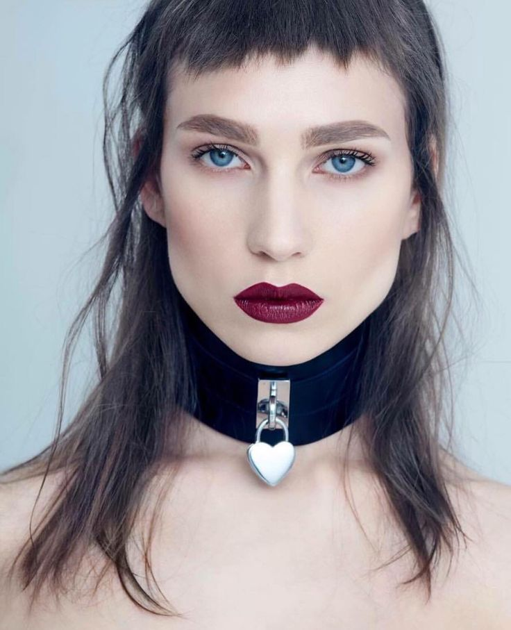 Our black leather choker was featured in the July issue of Beau Monde Magazine ! Our chokers collection is available now on www.manokhi.com