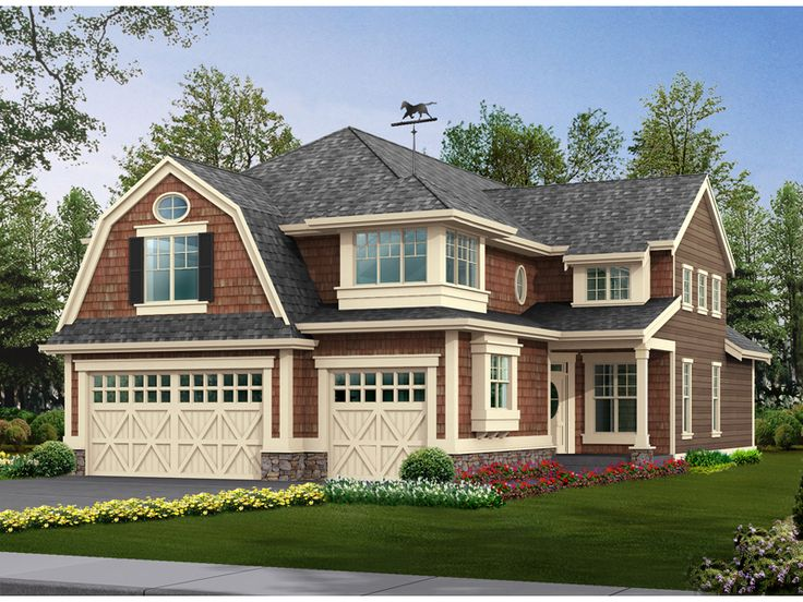 Silvermill Craftsman Home Plans