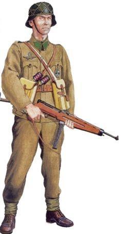A második világháború magyar katonai egyenruhákat - Google Search