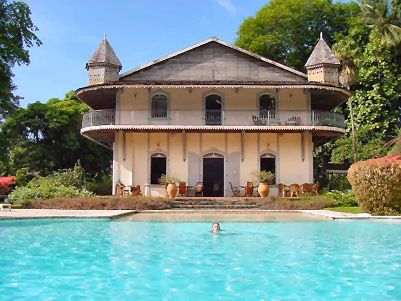 habitation Lagrange