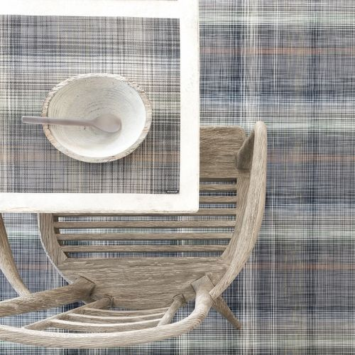 Chilewich Plaid Grey Placemat