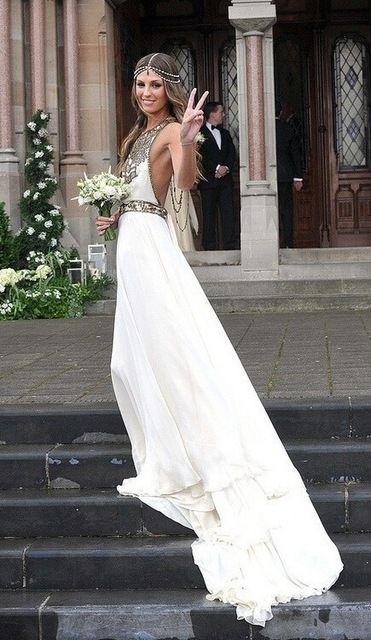30s Inspired Wedding Dresses