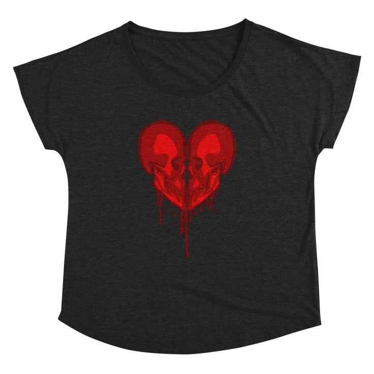 Eternal Valentine Women's Dolman by Grandio Design Artist Shop