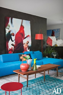 Patrizia Moroso's House by Patricia Urquiola