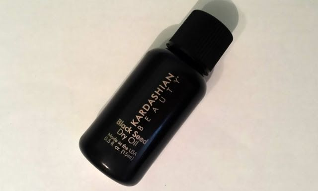 KARDASHIAN Beauty Black Seed Dry Oil Review | Color Me with Beauty
