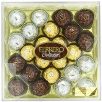 Ferrero Collection 24 Piece Gift Box From Ferrero  http://holiday-unique-gift-ideas.blogspot.com/2013/12/holiday-gift-baskets-best-holiday-gifts.html  #Holiday_Gift_Baskets #Holiday_Gift_Ideas #Holiday #Gift