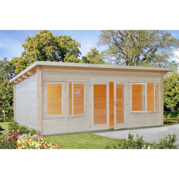 17 best images about prefab garden room on pinterest for Prefab garden room
