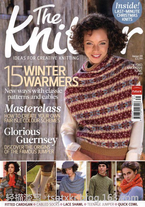The Knitter - Issue 39, December 2011 - 轻描淡写 - 轻描淡写