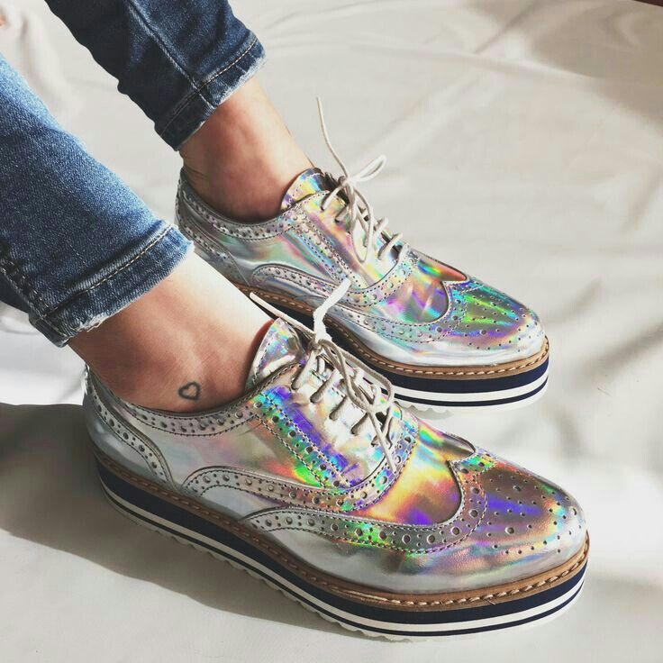 Oxfords to top off the look