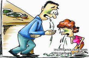 L'insuffisance rénale est une maladie rénale, en général, l'insuffisance rénale divise deux types: l'insuffisance rénale aiguë et l'insuffisance rénale chronique, l'insuffisance rénale aiguë est divers cause par l'oligurie ou l'anurie, l'endommagement du parenchyme rénal aigu.