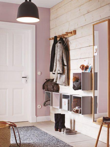 25+ best ideas about paletten garderoben on pinterest ... - Kleiderablage Im Schlafzimmer Kreative Wohnideen