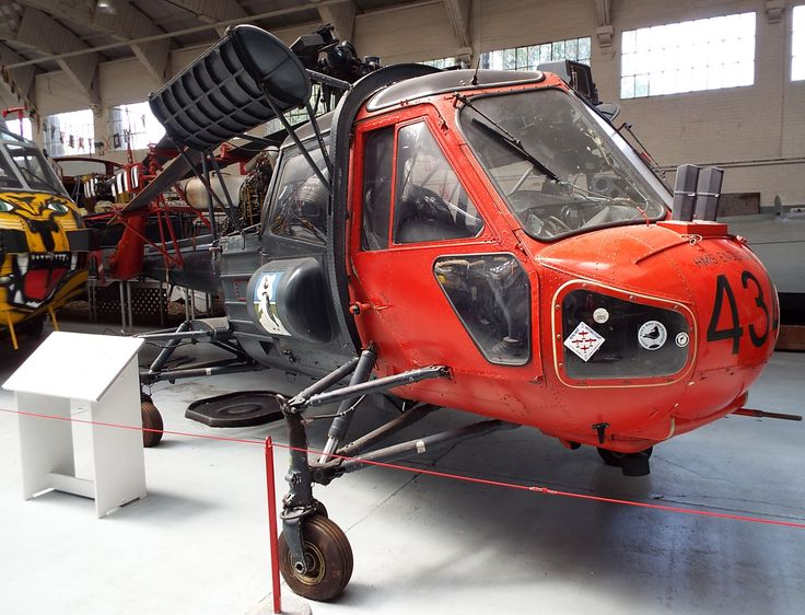 Westland Wasp HAS1 1964 Imperial War Museum Duxford