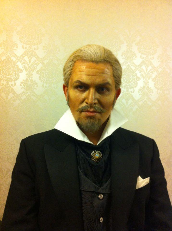 Germont of La Traviata