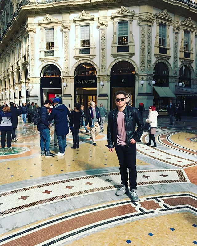 🇮🇹 #milano #duomo #italy #travelgram #tourist #travelphotography #tourist #justcavalli #traveler #trip #louisvuitton #fashion #style #love #friends #bro #sun #sunglasses #wednesday #clubbing #holiday #me #adidas by iammarcgrossmann. clubbing #me #duomo #louisvuitton #bro #sunglasses #travelphotography #trip #fashion #love #tourist #style #sun #friends #wednesday #justcavalli #adidas #travelgram #italy #holiday #traveler #milano #micefx [Follow us on Twitter (@MICEFXSolutions) for more...]