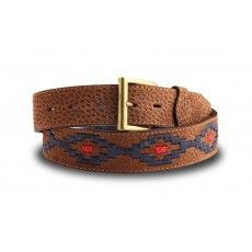 How about adding a classic Argentine polo belt to your wardrobe this season, at Gaucho Belts we have the largest range world wide.