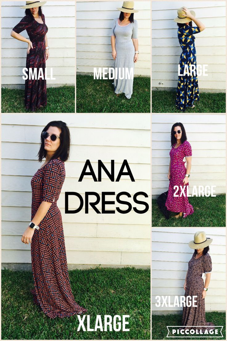 LuLaRoe Ana dresses can be worn in many different styles. It just becomes more boho. - LuLaRoe Amanda Burns