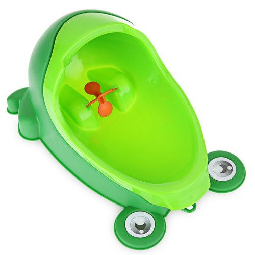 Portable Baby Potty Toilet Training Frog Children Stand Vertical Urinal Boys Penico Pee Infant Toddler Wall-Mounted Urinals