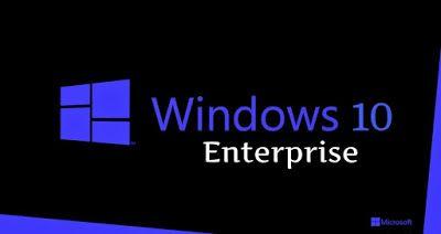 Windows 10 Enterprise, genellikle işletmeler tarafından kullanılan ve tavsiye edilen bir sürümdür.Windows 10 pro'nun bütün özellikler...