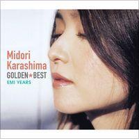 Golden Best Midori Karashima -Emi Years de 辛島 美登里