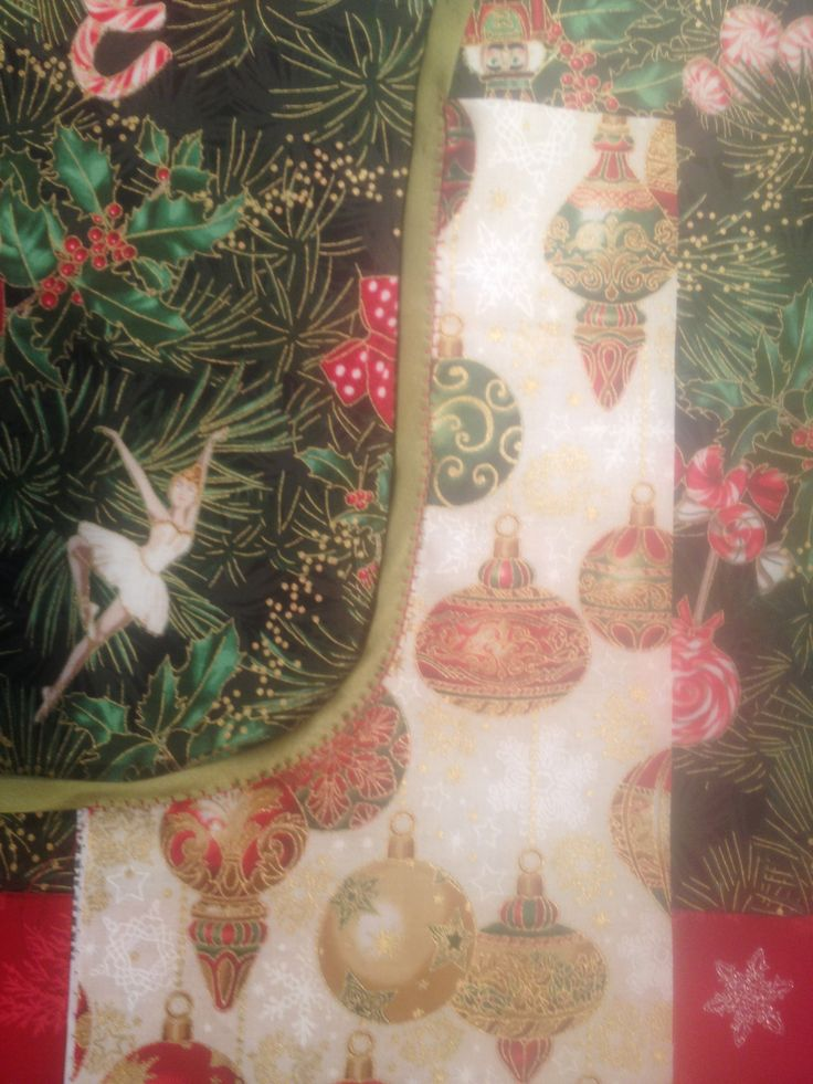 Here is the list of fabric required 3/8 yd. for main print fabric 3/8 yd. for pocket fabric 1/6 yd. bottom trim fabric 1/3 yd pocket binding and waist /ties (this is in black as I will use purchas…