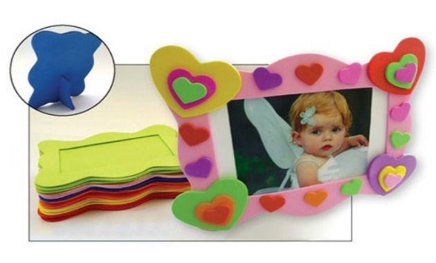 Portaretratos infantiles en goma eva  2.jpg