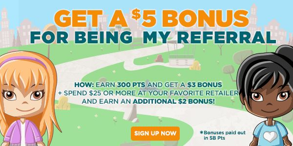 Swagbucks is a rewards site where you earn points (called SB) for things like searching online, discovering deals, and taking surveys.