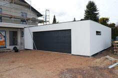 die besten 25 doppelgarage ideen auf pinterest moderne garage front eingang und dunkle t ren. Black Bedroom Furniture Sets. Home Design Ideas
