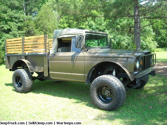 1967 Kaiser Jeep M715 Frame Off Restoration Very Clean