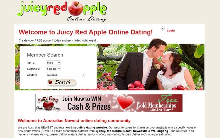 http://juicyredapple.com.au by Australian Website Solutions http://australianwebsitesolutions.com.au    #australianwebsitesolutions #juicyredapple #onlinedating #australiandating #dating #perfectmatch #datingwebsite #websitedeveloping #websitedesigning #websites #Australianwebsitecompany #centralcoastwebsites #websiteexamples #websitehosting