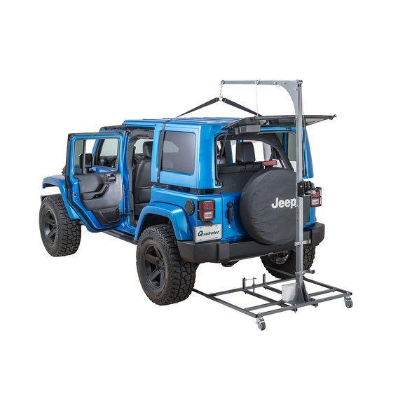 Lange Originals Hoist A Cart Jeep Jeep Hard Top Jeep Wrangler