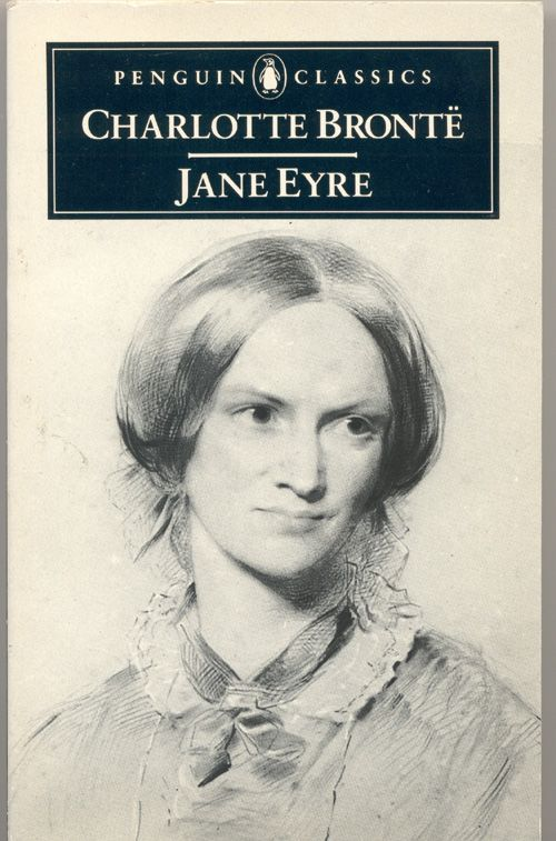 Classic Books- Jane Eyre by Charlotte Bronte