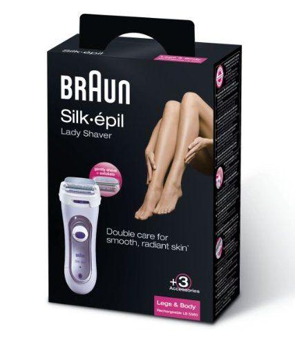 Braun silk epil lady shaver LS 5160